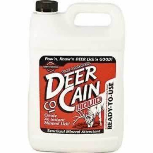 Deer co-Cain Ready-to-Use Liquid Gallon