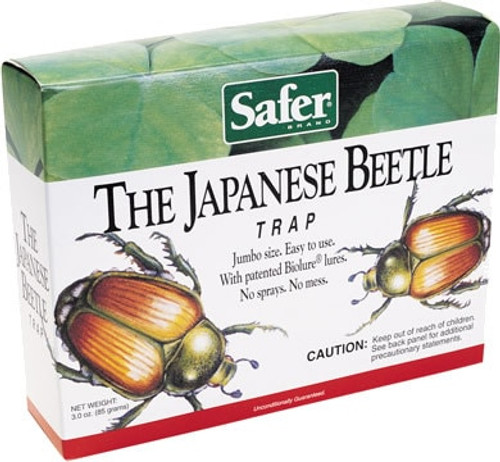 Safer Japanese Beetle Trap