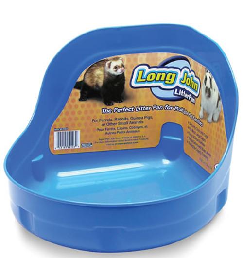 Long John High Side Litter Pan