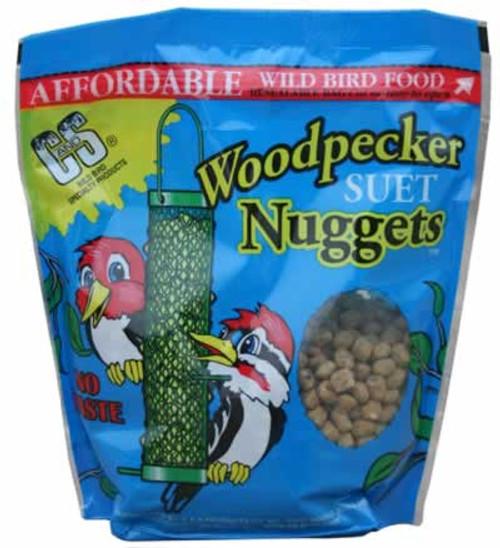 C&S Woodpecker Suet Nuggets 27 Oz.