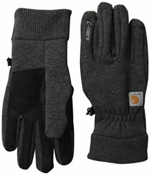 Carhartt C-Touch Carbon Heather Gloves