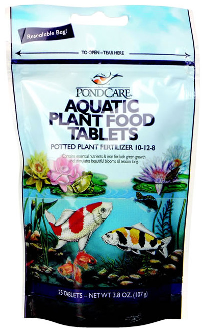 Aquatic Plant Food Tablets
