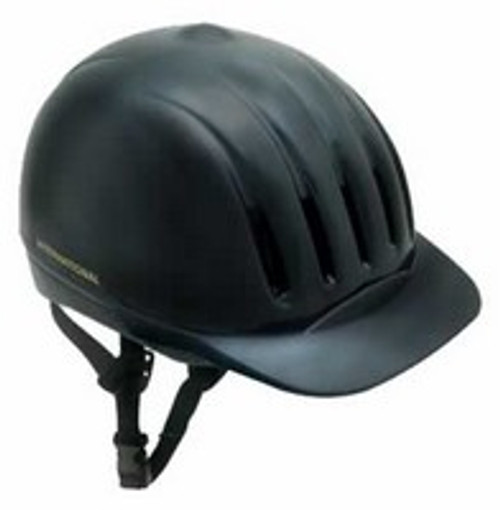 Equi-Lite Helmet Black Medium
