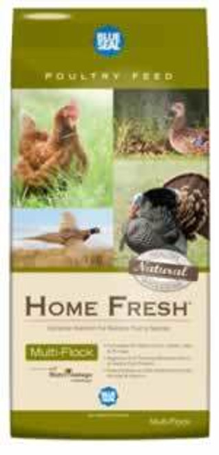 Blue Seal Home Fresh Multi-Flock Chick N Game Starter/Grower Crumble