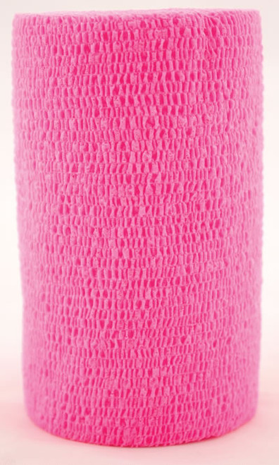 3M VetRap Hot Pink 4 Inch x 5 Yards