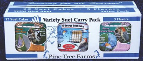 Pine Tree Farms Three Flavor Suet Pack