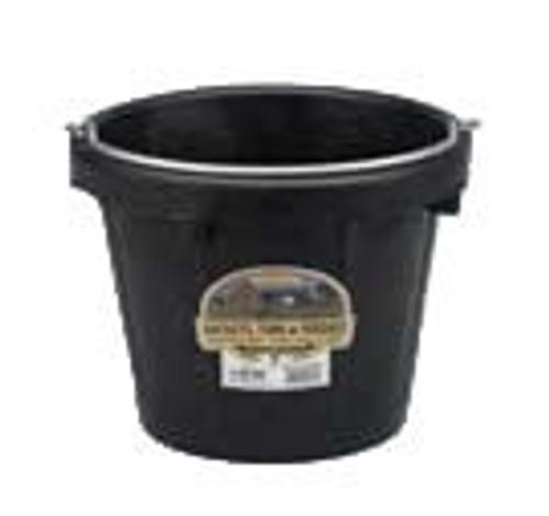 Duraflex 8 Quart Rubber Bucket