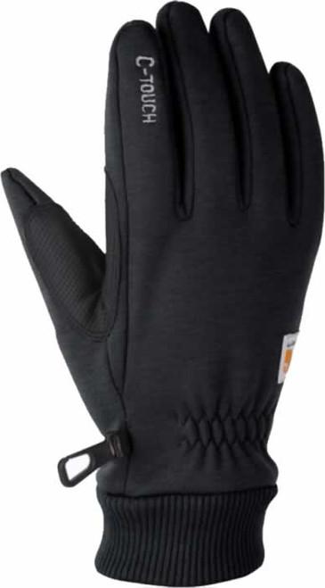 Carhartt C-Touch Black Gloves