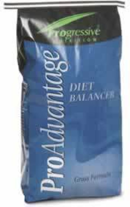 Progressive Nutrition ProAdvantage Grass Formula Diet Balancer 50 Pounds