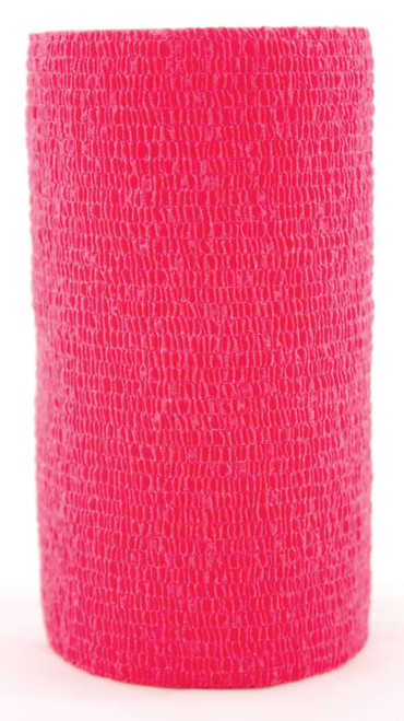 3M VetRap Red 4 Inch x 5 Yards