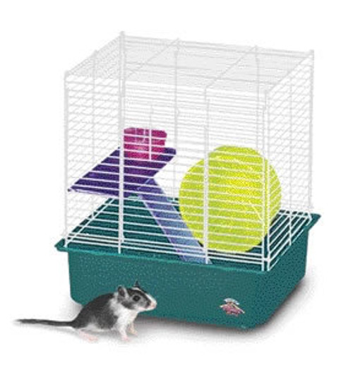 Super Pet Deluxe My First Hamster Home, 2 Story