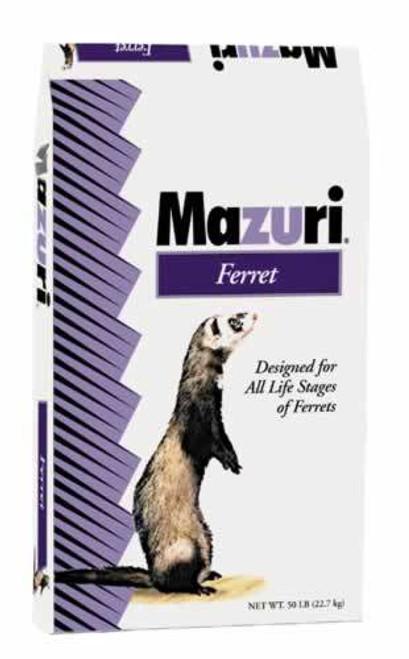 Mazuri Ferret Diet, 25 Lb.