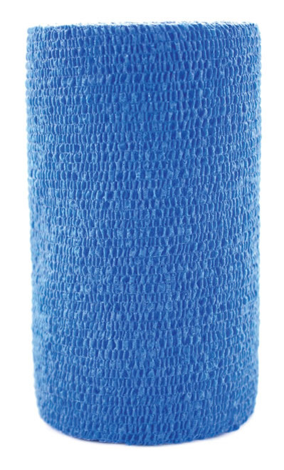 3M VetRap Blue 4 Inch x 5 Yards
