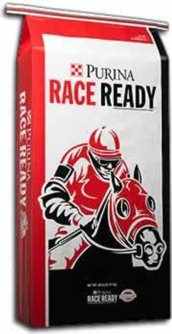 Purina Race Ready Horse Feed, 50 Lb.