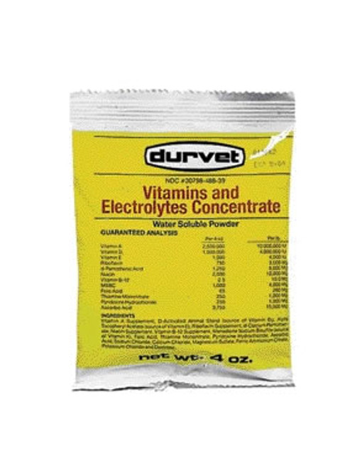Durvet Vitamins & Electrolytes