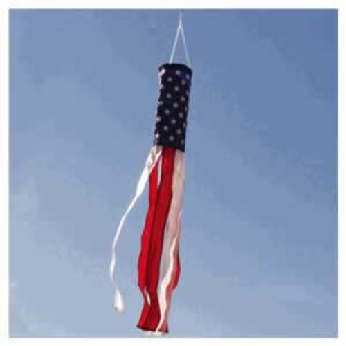 American Flag Nylon Windsock