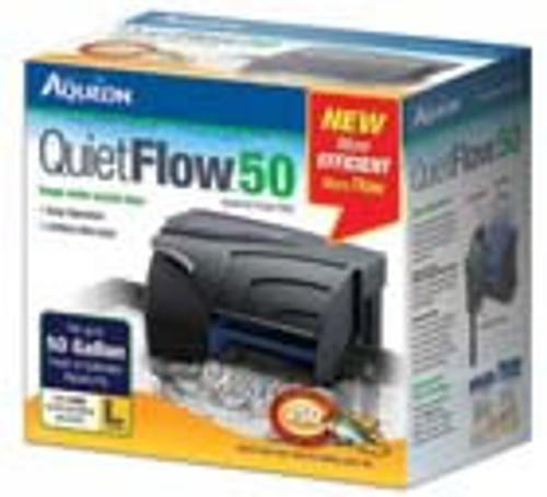 Aqueon QuietFlow Power Filter, 250 GPH