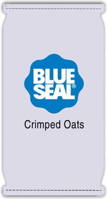 Blue Seal Crimped Oats 50 Pounds