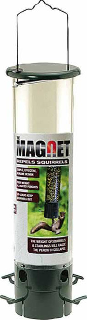Heritage Farms The Magnet Squirrel Resistant Bird Feeder