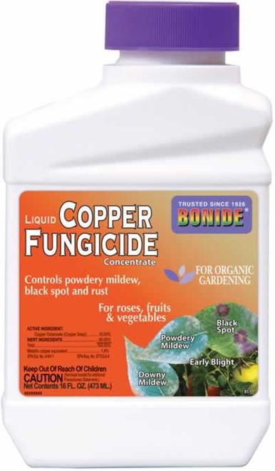 Bonide Liquid Copper Fungicide Concentrated Pint