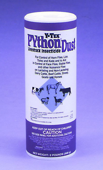 Python Dust 2 Pound Shaker Can