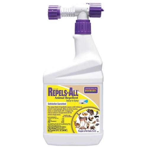 Bonide Repels All Animal Repellent RTS Spray