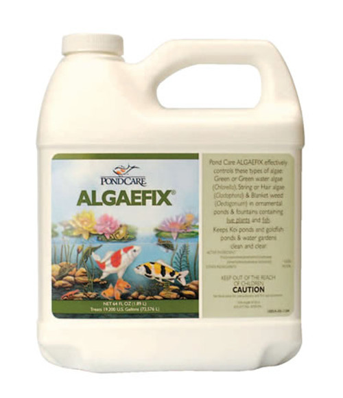 API PondCare Algaefix, 64 Ounce