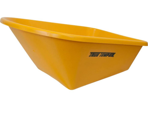 6 Cubic Foot True Temper Poly Wheelbarrow Replacement Tray