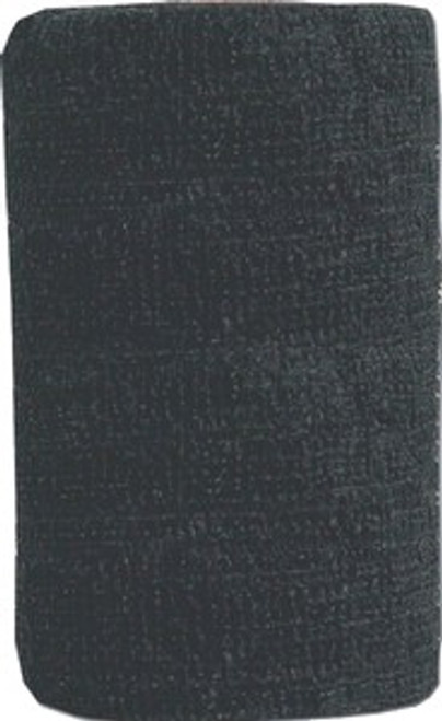 "Co-Flex Wrap, Black 4"" x 5 Yards"