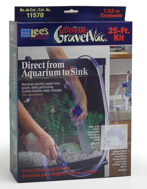 Ultimate Gravel Vac Kit, 25 Feet