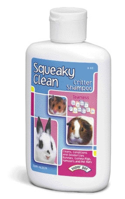 Squeaky Clean Shampoo, 6 Ounce