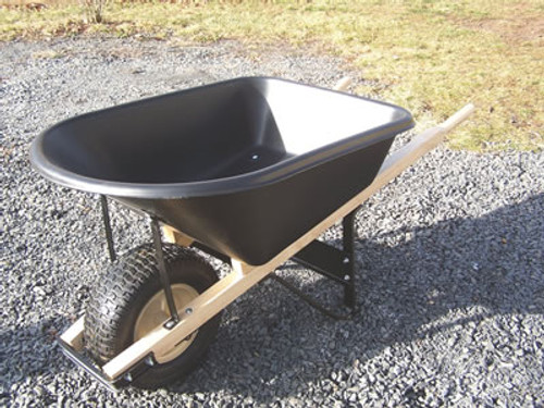 Wheelbarrow 7 Cu. Ft.