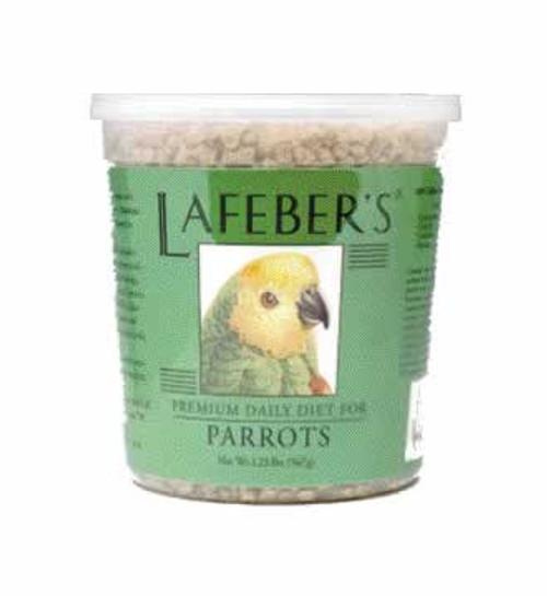 Lafeber's Premium Daily Diet Pellets For Parrots, 1.25 Pound