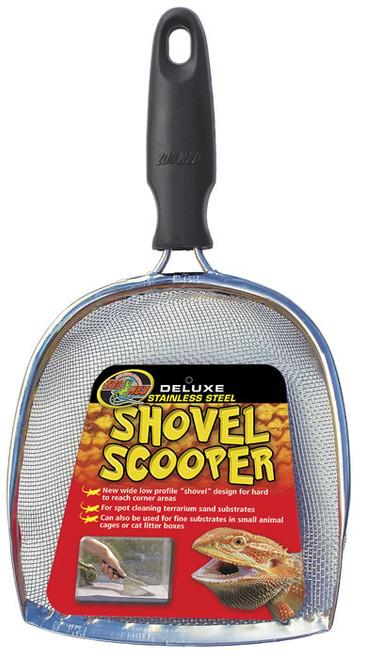 Zoo Med Deluxe Shovel Scooper