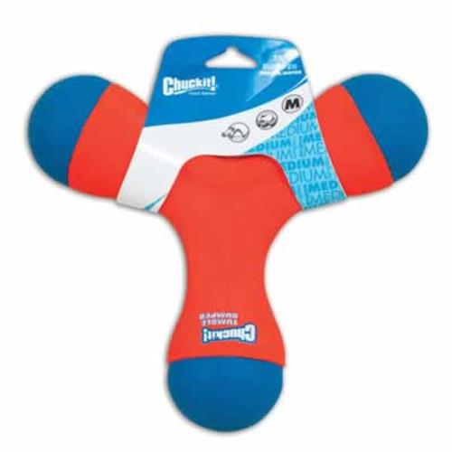 Chuckit! Tri Bumper Dog Toy