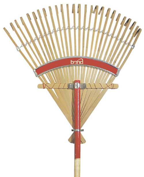 Bond Manufacturing Deluxe Bamboo Rake 24 Inches