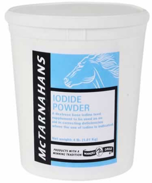 McTarnahan's Iodide Powder 4 Pounds