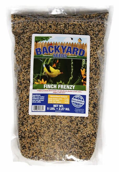 Backyard Seeds Special Finch Frenzy Bird Seed