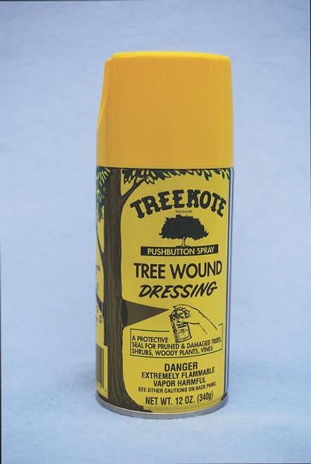 Treekote Wound Dressing Aerosol Spray 12 Ounces