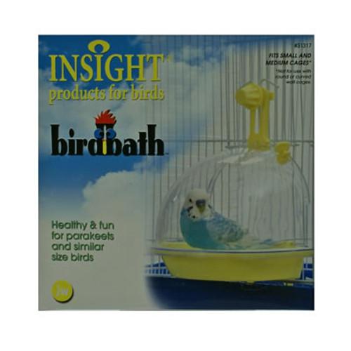Parakeet Bird Bath