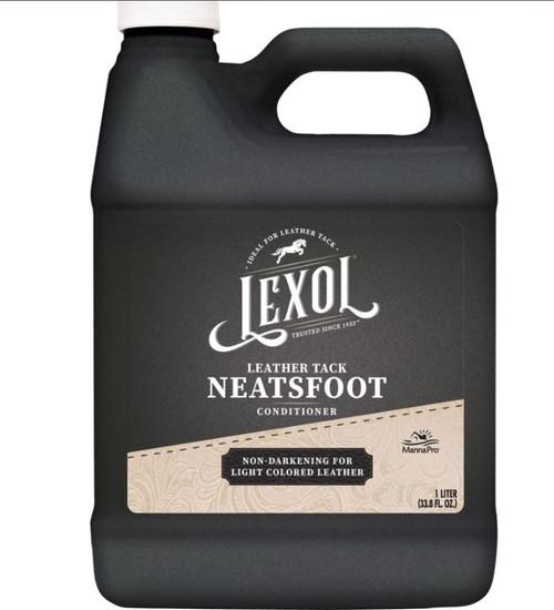 Lexol Neatsfoot Leather Dressing, 1 Liter