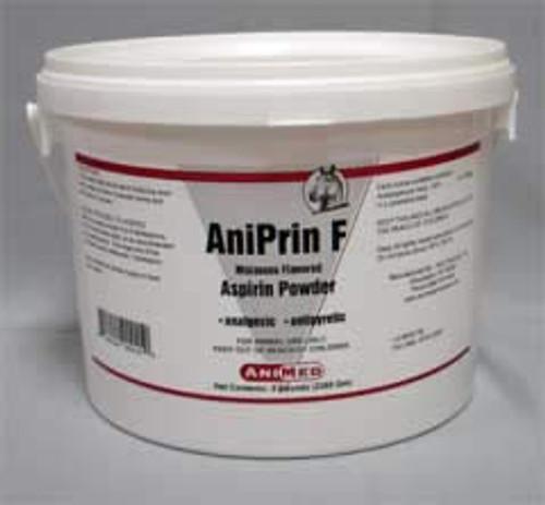 AniMed Aniprin F Aspirin USP Powder 5 lbs.