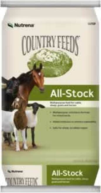 Nutrena Country Feed All Stock 14% Textured Feed