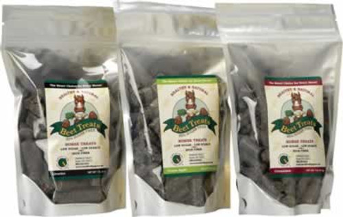 Emerald Valley Beet Treats Low Sugar Apple Horse Treats 1 Lb
