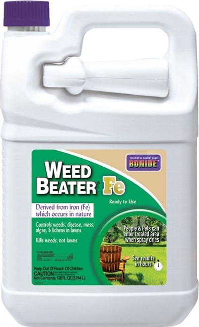 Bonide Weed Beater Fe RTU 5-IN-1, Gallon