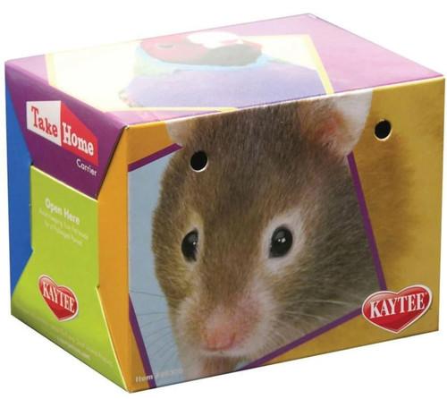 Kaytee Take-Home Box Cardboard Carriers, Small