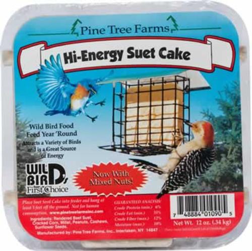 Pine Tree Farms High Energy Suet Cake
