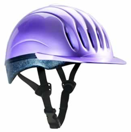 Equi-Lite Fashion Helmet Lavendar Medium