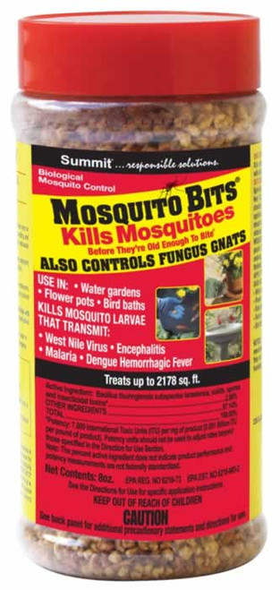 Summit Mosquito Bits 8 Ounces