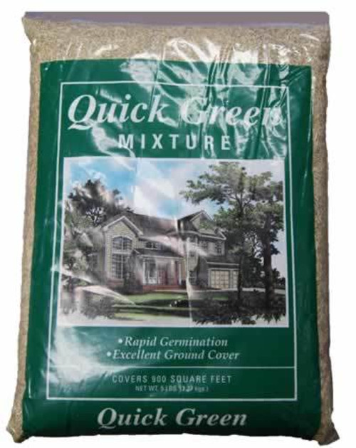 Quick Green Grass Seed Mixture
